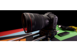 CineChimp used Animation Supplies products for this Canon R5 Unboxing