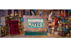 Marvellous Makes shows you how to make your own Newplast Plasticine model