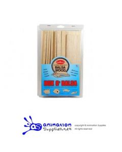 GUILLOW'S BALSA WOOD