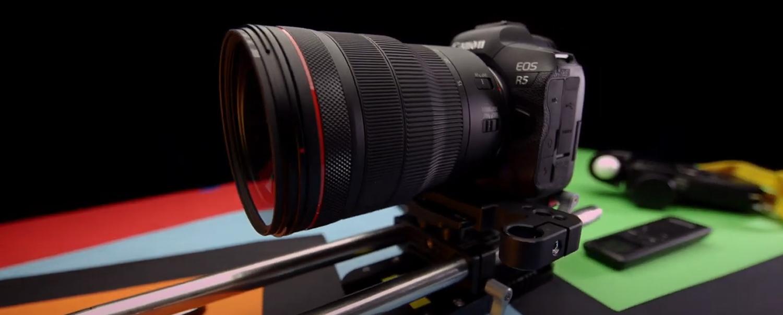 CineChimp - Canon R5