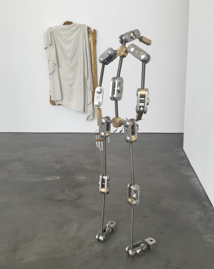 Standard Armatures at the Lisson Gallery New York